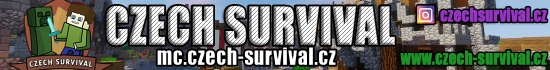 Banner Czech-Survival