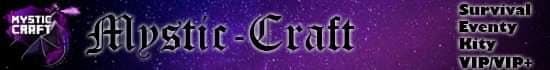 Banner Mystic-Craft
